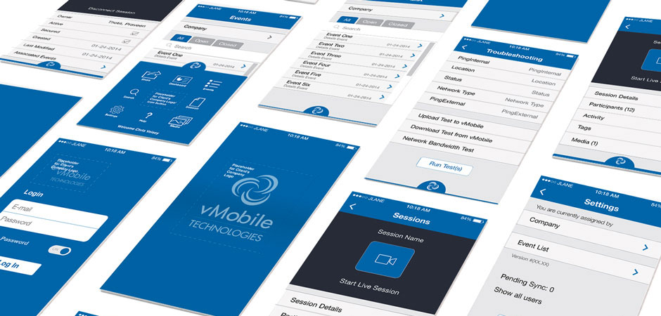 VMobile Collaborator app